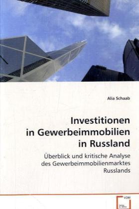 Investitionen in Gewerbeimmobilien in Russland | Dodax.de