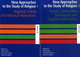 New Approaches to the Study of Religion, 2 Vol. | Dodax.at
