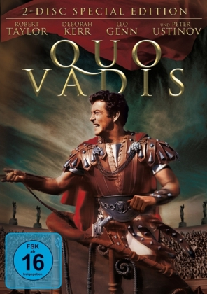 Quo Vadis, 2 DVDs (Special Edition) | Dodax.at