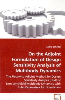 On the Adjoint Formulation of Design Sensitivity Analysis of Multibody Dynamics | Dodax.ch