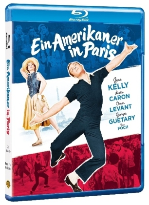 Ein Amerikaner in Paris, 1 Blu-ray | Dodax.at