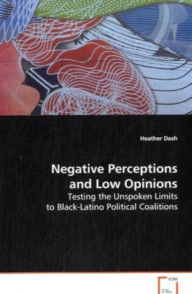 Negative Perceptions and Low Opinions | Dodax.de