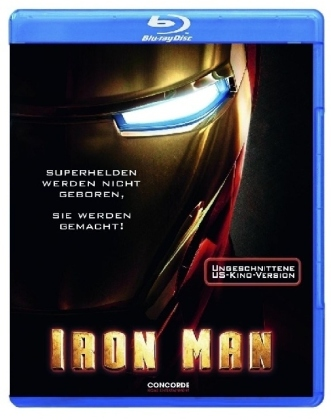 Iron Man | Dodax.co.uk