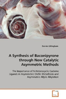 A Synthesis of Baconipyrone through New Catalytic Asymmetric Methods | Dodax.ch