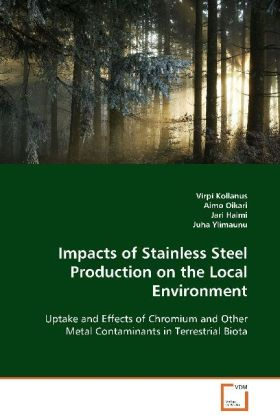 Impacts of Stainless Steel Production on the Local Environment | Dodax.de