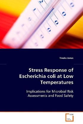 Stress Response of Escherichia coli at Low Temperatures | Dodax.de