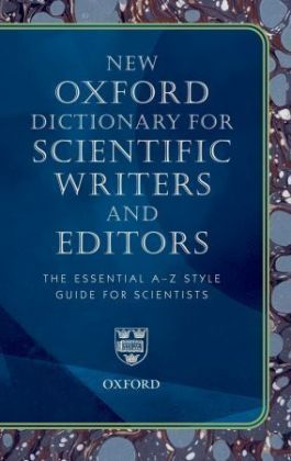 Oxford Dictionary for Scientific Writers and Editors | Dodax.at