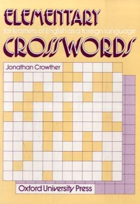 Elementary Crosswords | Dodax.pl