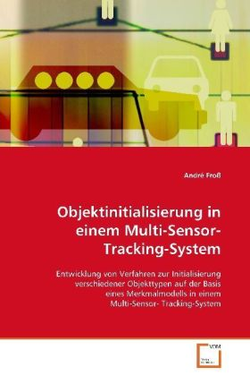 Objektinitialisierung in einem Multi-Sensor-Tracking-System | Dodax.at