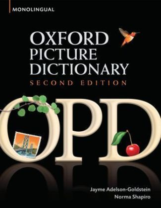 Oxford Picture Dictionary (OPD) | Dodax.pl