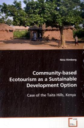 Community-based Ecotourism as a SustainableDevelopment Option | Dodax.at