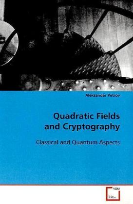 Quadratic Fields and Cryptography   Dodax.ch