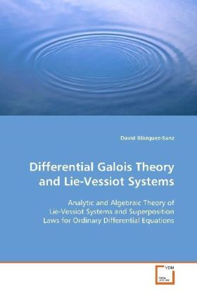 Differential Galois Theory and Lie-Vessiot Systems | Dodax.at