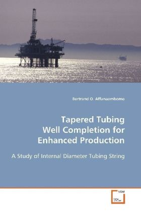 Tapered Tubing Well Completion for Enhanced Production | Dodax.de