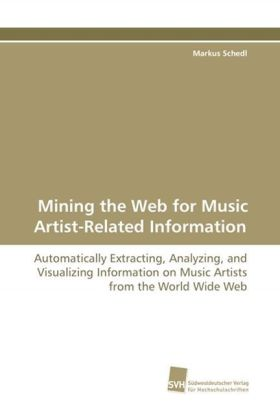 Mining the Web for Music Artist-Related Information | Dodax.ch