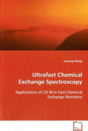 Ultrafast Chemical Exchange Spectroscopy | Dodax.de