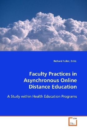 Faculty Practices in Asynchronous Online Distance  Education | Dodax.pl