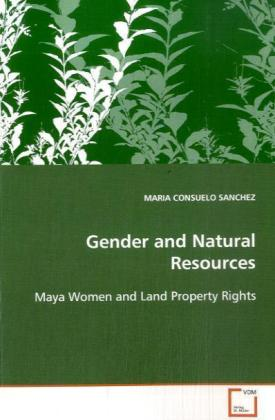 Gender and Natural Resources | Dodax.ch
