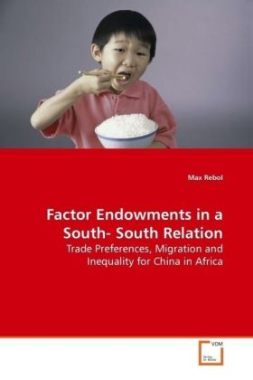 Factor Endowments in a South- South Relation | Dodax.at
