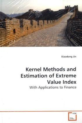 Kernel Methods And Estimation of Extreme Value Index | Dodax.at
