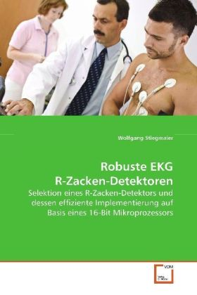 Robuste EKG R-Zacken-Detektoren | Dodax.at