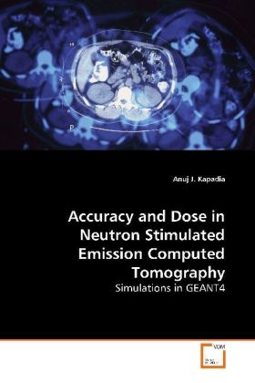 Accuracy and Dose in Neutron Stimulated Emission Computed Tomography | Dodax.de