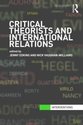 Critical Theorists and International Relations | Dodax.ch