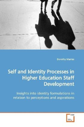 Self and Identity Processes in Higher Education  Staff Development | Dodax.de