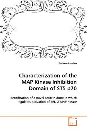 Characterization of the MAP Kinase Inhibition Domain  of ST5 p70 | Dodax.de