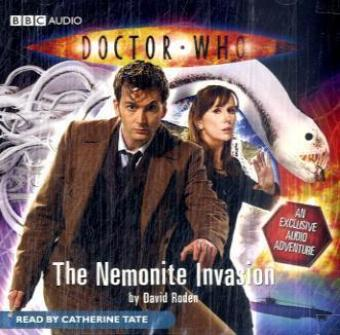 Doctor Who: The Nemonite Invasion, 2 Audio-CDs | Dodax.at