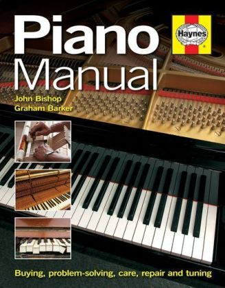 Piano Manual | Dodax.pl