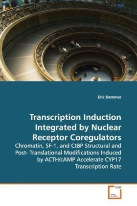 Transcription Induction Integrated by Nuclear  Receptor Coregulators | Dodax.ch