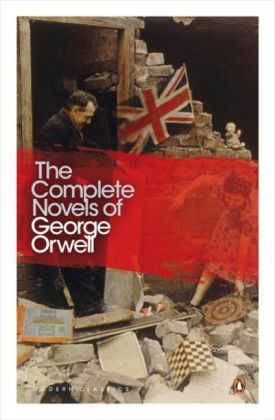 The Complete Novels of George Orwell | Dodax.es