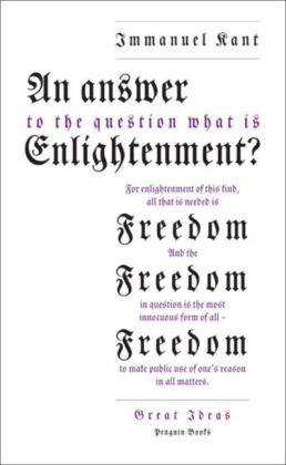 An Answer to the Question: 'What is Enlightenment?' | Dodax.pl