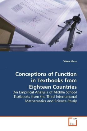 Conceptions of Function in Textbooks from Eighteen Countries | Dodax.at