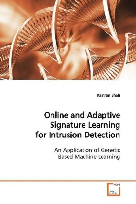 Online and Adaptive Signature Learning for Intrusion  Detection | Dodax.ch