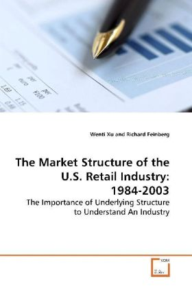 The Market Structure of the U.S. Retail Industry: 1984-2003 | Dodax.ch
