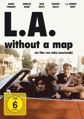 L.A. without a map, 1 DVD | Dodax.co.uk