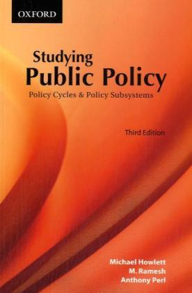 Studying Public Policy | Dodax.at