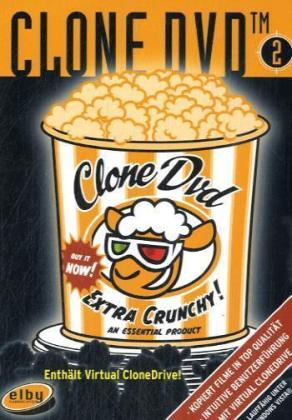 Clone DVD 2, 1 CD-ROM | Dodax.at
