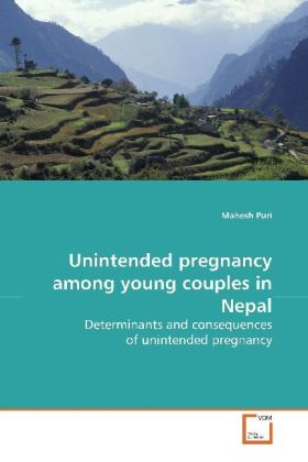 Unintended pregnancy among young couples in Nepal | Dodax.ch