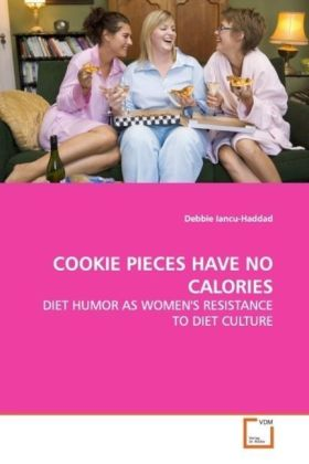 COOKIE PIECES HAVE NO CALORIES | Dodax.ch