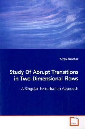 Study Of Abrupt Transitions in Two-Dimensional Flows | Dodax.pl