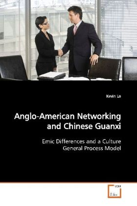 Anglo-American Networking and Chinese Guanxi | Dodax.de