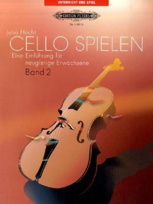 Cello spielen. Bd.2 | Dodax.at