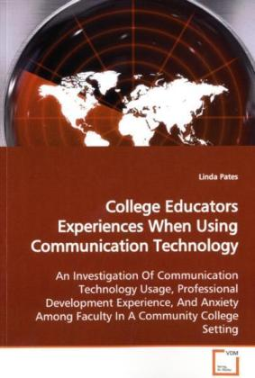 College Educators Experiences When Using  Communication Technology | Dodax.ch