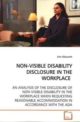 NON-VISIBLE DISABILITY DISCLOSURE IN THE WORKPLACE | Dodax.de