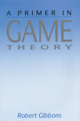 A Primer in Game Theory   Dodax.ch