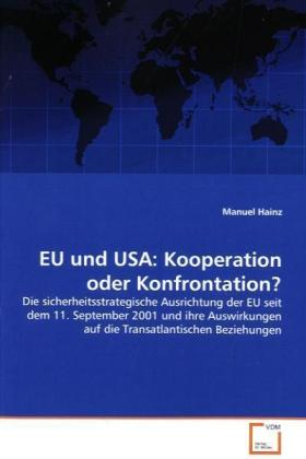 EU und USA: Kooperation oder Konfrontation? | Dodax.at