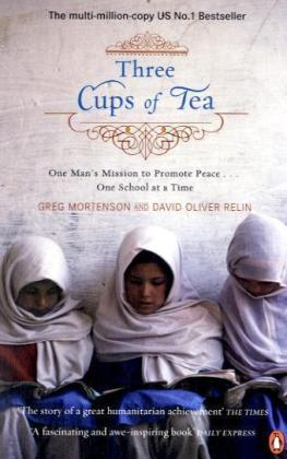 Three Cups of Tea | Dodax.ch